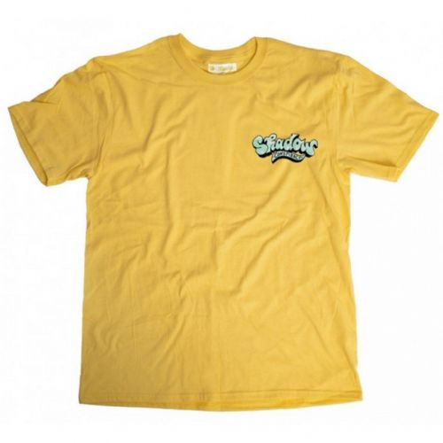 Shadow Shades T-Shirt - Yellow Large